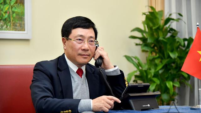 Mỹ đánh giá cao sự hợp tác của Việt Nam trong việc điều tra nguyên liệu gỗ - Ảnh 1.