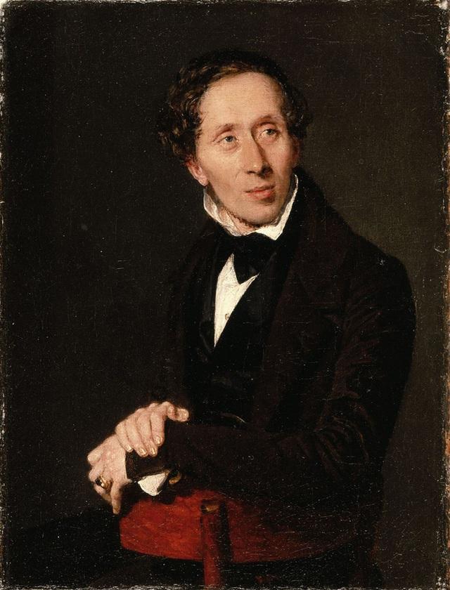 Nhà văn Andersen được mệnh danh là Ông vua truyện cổ tích nhưng ít ai biết thời đi học từng cô độc, bị khinh miệt vì lý do này - Ảnh 1.