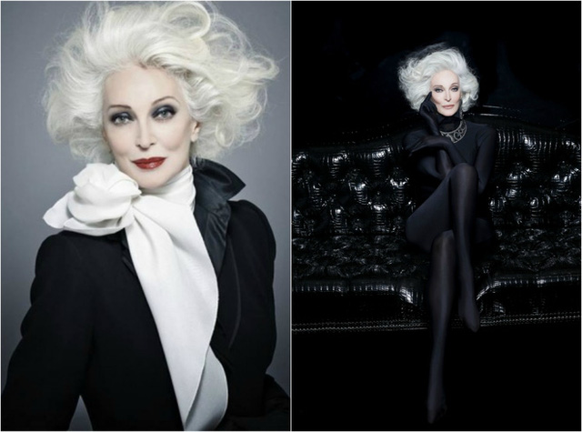 Siêu mẫu 90 tuổi: Đừng bị giới hạn bởi sự già nua, hãy là chính mình như khi đang trẻ khỏe - Ảnh 11.