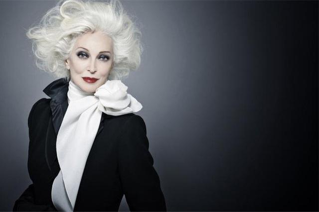 Siêu mẫu 90 tuổi: Đừng bị giới hạn bởi sự già nua, hãy là chính mình như khi đang trẻ khỏe - Ảnh 3.