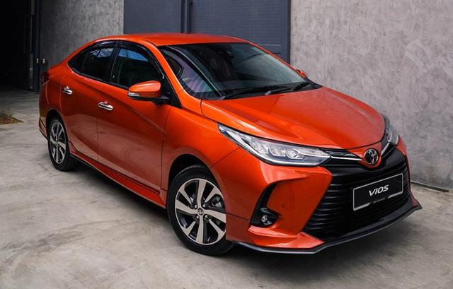Lộ Toyota Vios 2021 chuẩn bị ra mắt tại Việt Nam: Dự kiến sớm nhất tháng 3, vua doanh số tiếp tục cản đường Hyundai Accent - Ảnh 3.