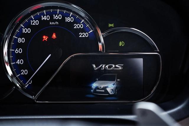 Lộ Toyota Vios 2021 chuẩn bị ra mắt tại Việt Nam: Dự kiến sớm nhất tháng 3, vua doanh số tiếp tục cản đường Hyundai Accent - Ảnh 8.