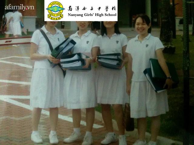 Nhận hai học bổng toàn phần Singapore, cựu học sinh trường chuyên Hải Phòng kể chuyện cạnh tranh kinh hoàng, 4 năm không gặp chị gái - Ảnh 3.
