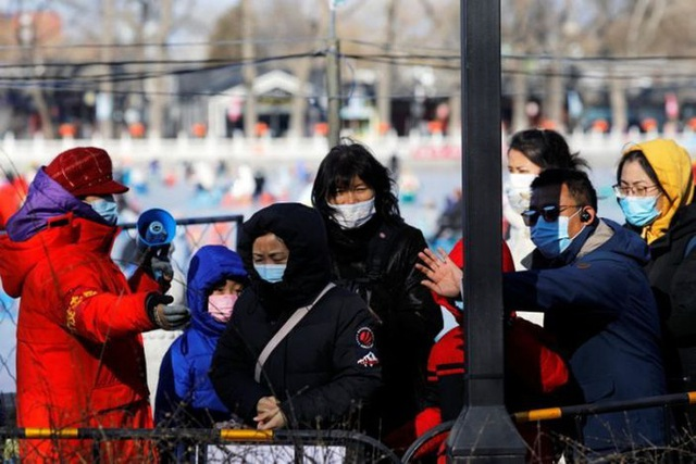 Trung Quốc phát hiện ca siêu lây nhiễm Covid-19  - Ảnh 1.