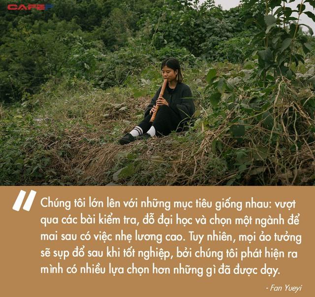 Trào lưu về quê nuôi cá và trồng thêm rau của giới trẻ Trung Quốc: Mơ ước về lối sống tối giản hay chỉ là cách trốn tránh hiện thực? - Ảnh 6.