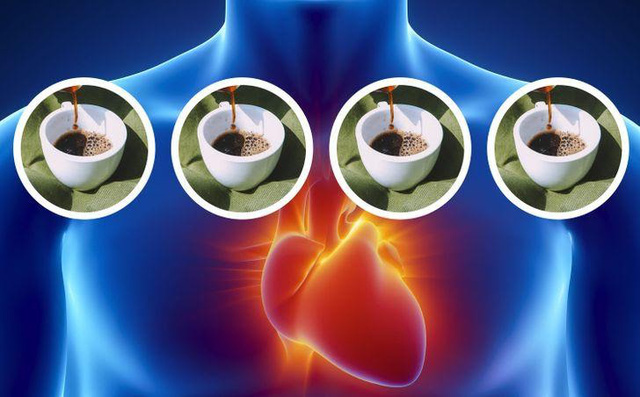 Cà phê uống đủ, đừng uống thừa: Nếu dùng nhiều tới mức này, sức khỏe của bạn có thể gặp nguy hiểm - Ảnh 1.