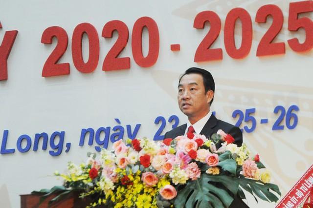 Ông Lữ Quang Ngời làm Chủ tịch Ủy ban Bầu cử tỉnh Vĩnh Long - Ảnh 1.