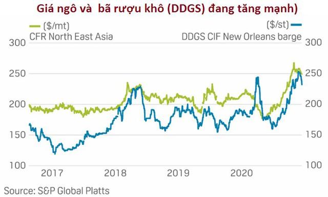Châu Á sẽ là động lực chính thúc đẩy giá ngô lập những kỷ lục mới - Ảnh 1.