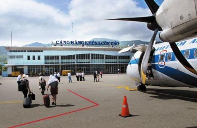 Xin ý kiến Bộ Quốc phòng chuẩn bị mở rộng sân bay Côn Đảo  - Ảnh 1.