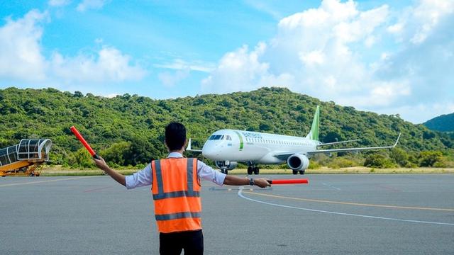Xin ý kiến Bộ Quốc phòng chuẩn bị mở rộng sân bay Côn Đảo  - Ảnh 2.