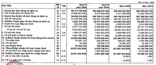 Đại dịch Covid 19 khiến Suất ăn Hàng không Nội Bài (NCS) lỗ 52 tỷ đồng trong năm 2020 - Ảnh 2.