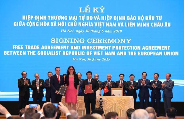 Đại sứ EU: EVFTA là yếu tố giúp Việt Nam như 'Hổ mọc thêm cánh' - Ảnh 8.