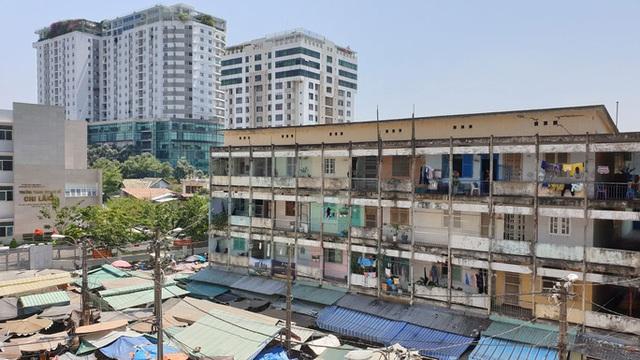 TP.HCM: Tín hiệu sáng cho cải tạo chung cư cũ - Ảnh 1.