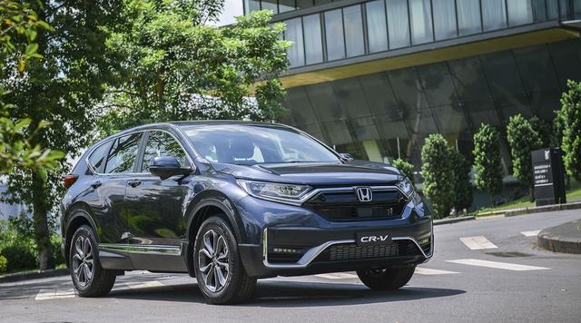Nhìn lại 10 xe ô tô đắt khách nhất Việt Nam năm 2020 - Ảnh 1.