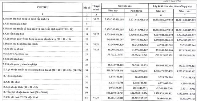 Nhiệt điện Hải Phòng (HND) báo lãi 1.452 tỷ đồng năm 2020 - mức lãi kỷ lục - Ảnh 1.