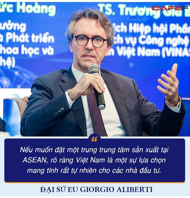 Đại sứ EU: EVFTA là yếu tố giúp Việt Nam như 'Hổ mọc thêm cánh' - Ảnh 5.
