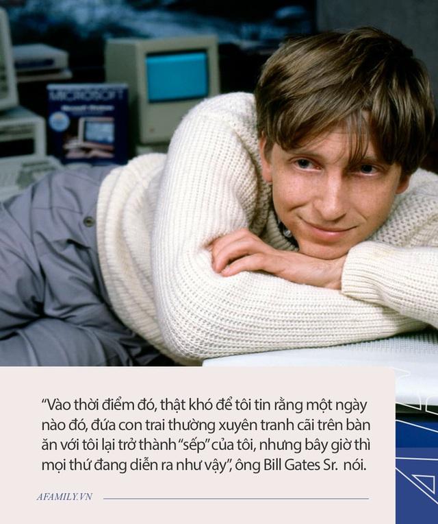 Bài phỏng vấn bố của Bill Gates cực hay, hé lộ cách dạy con để tương lai trở thành 1 trong những tỷ phú giàu nhất thế giới - Ảnh 2.