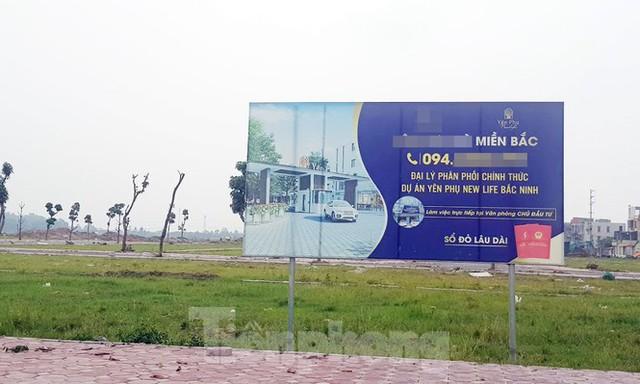Năm 2021, siết chặt tình trạng phân lô bán nền tràn lan - Ảnh 1.