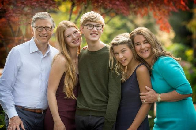 Bài phỏng vấn bố của Bill Gates cực hay, hé lộ cách dạy con để tương lai trở thành 1 trong những tỷ phú giàu nhất thế giới - Ảnh 6.