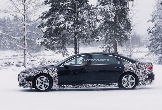 Rò rỉ xe sang Audi cạnh tranh Mercedes-Maybach S-Class - Ảnh 2.