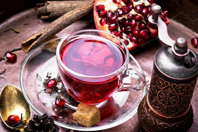 Nhiều người vứt thứ này đi khi ăn lựu mà không biết có thể làm thành trà đem lại 11 công dụng sức khỏe cực đáng gờm! - Ảnh 3.