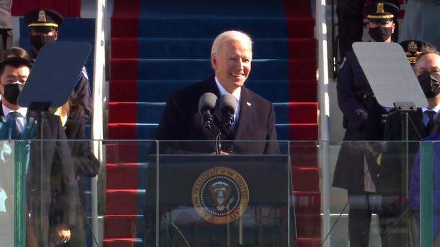 [Cập nhật]: Ông Joe Biden chính thức trở thành Tổng thống thứ 46 của nước Mỹ - Ảnh 1.