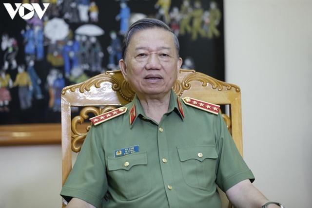 Bộ trưởng Công an Tô Lâm: 18 cán bộ diện TW quản lý đã bị xử lý hình sự  - Ảnh 1.