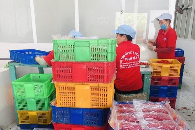 Giá ớt tại TP Hồ Chí Minh tăng cao chóng mặt do thiếu nguồn cung  - Ảnh 2.