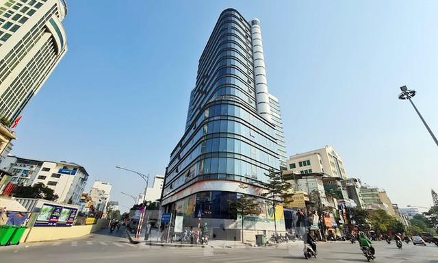 Chuyển tòa nhà văn phòng thành căn hộ khách sạn khi chưa đủ điều kiện - Ảnh 1.