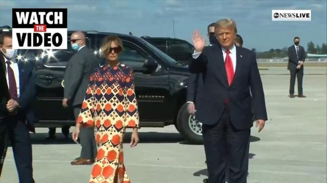 Chuyện hậu trường ngày ông Trump rời Nhà Trắng  - Ảnh 4.