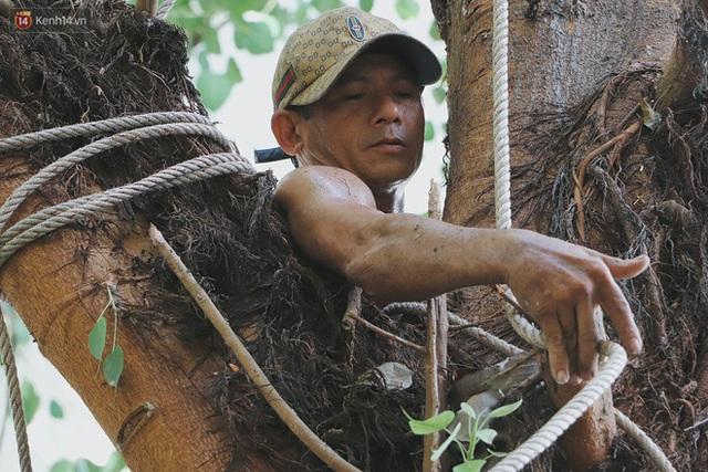 Gặp vua khỉ U50 ở miền Tây: 27 năm thích leo trèo, dù bị ong chích, kiến đốt đến phát sốt vẫn thấy bình thường - Ảnh 9.