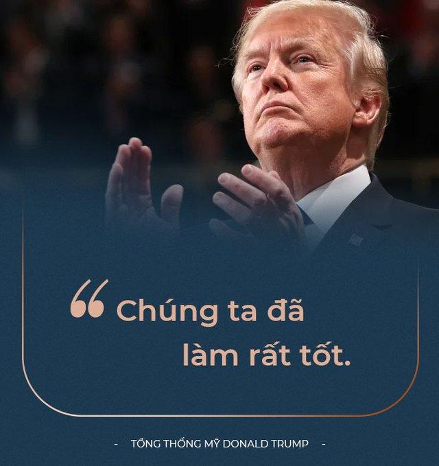 Toàn văn bài phát biểu cuối của ông Trump trên cương vị Tổng thống: Tôi đã cảnh báo các bạn rồi đấy! - Ảnh 1.