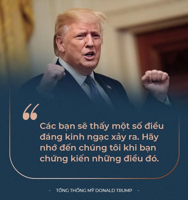 Toàn văn bài phát biểu cuối của ông Trump trên cương vị Tổng thống: Tôi đã cảnh báo các bạn rồi đấy! - Ảnh 2.