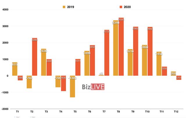 Nhập siêu tháng 12/2020 thấp hơn ước tính nâng mức thặng dư cả năm cao kỷ lục - Ảnh 2.