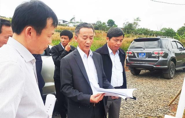 Công an vào cuộc điều tra vụ phân lô bán đất nông nghiệp ở Bảo Lộc - Ảnh 1.