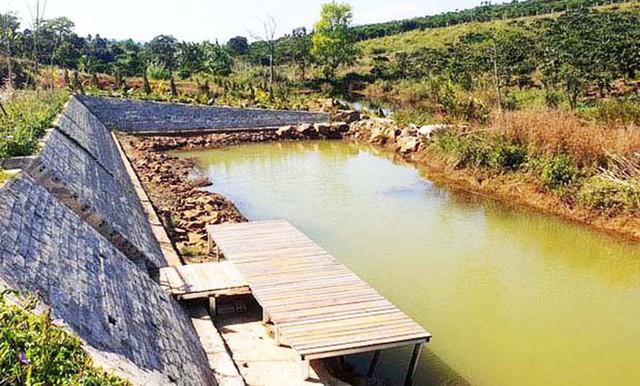 Công an vào cuộc điều tra vụ phân lô bán đất nông nghiệp ở Bảo Lộc - Ảnh 2.