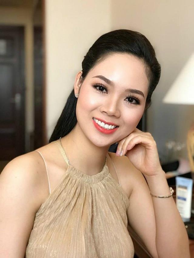 Nữ sinh chuyên Lý 17 tuổi trở thành Hoa hậu Việt Nam 2002, trốn showbiz đi du học giờ thay đổi chóng mặt, nhan sắc gây bất ngờ - Ảnh 5.