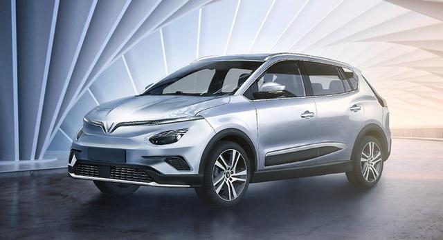 Bóc trang bị 3 ô tô VinFast hoàn toàn mới: Màn hình khổng lồ, cửa sổ trời miên man, tìm được nút bấm cũng khó - Ảnh 1.