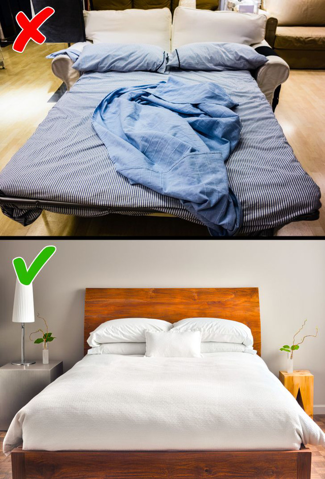 Những lỗi nhỏ cần tránh trong cách sử dụng đồ khiến không gian sống của bạn lộn xộn và thiếu ấm cúng - Ảnh 1.