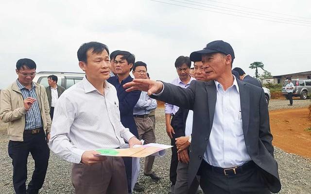 Công an vào cuộc điều tra vụ phân lô bán đất nông nghiệp ở Bảo Lộc - Ảnh 3.
