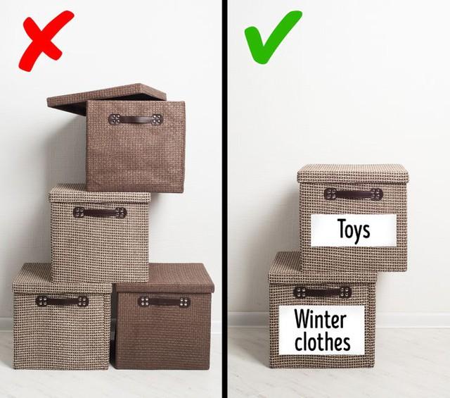 Những lỗi nhỏ cần tránh trong cách sử dụng đồ khiến không gian sống của bạn lộn xộn và thiếu ấm cúng - Ảnh 3.