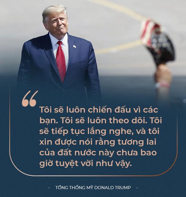 Toàn văn bài phát biểu cuối của ông Trump trên cương vị Tổng thống: Tôi đã cảnh báo các bạn rồi đấy! - Ảnh 4.