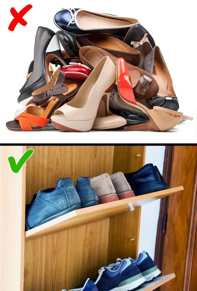 Những lỗi nhỏ cần tránh trong cách sử dụng đồ khiến không gian sống của bạn lộn xộn và thiếu ấm cúng - Ảnh 5.