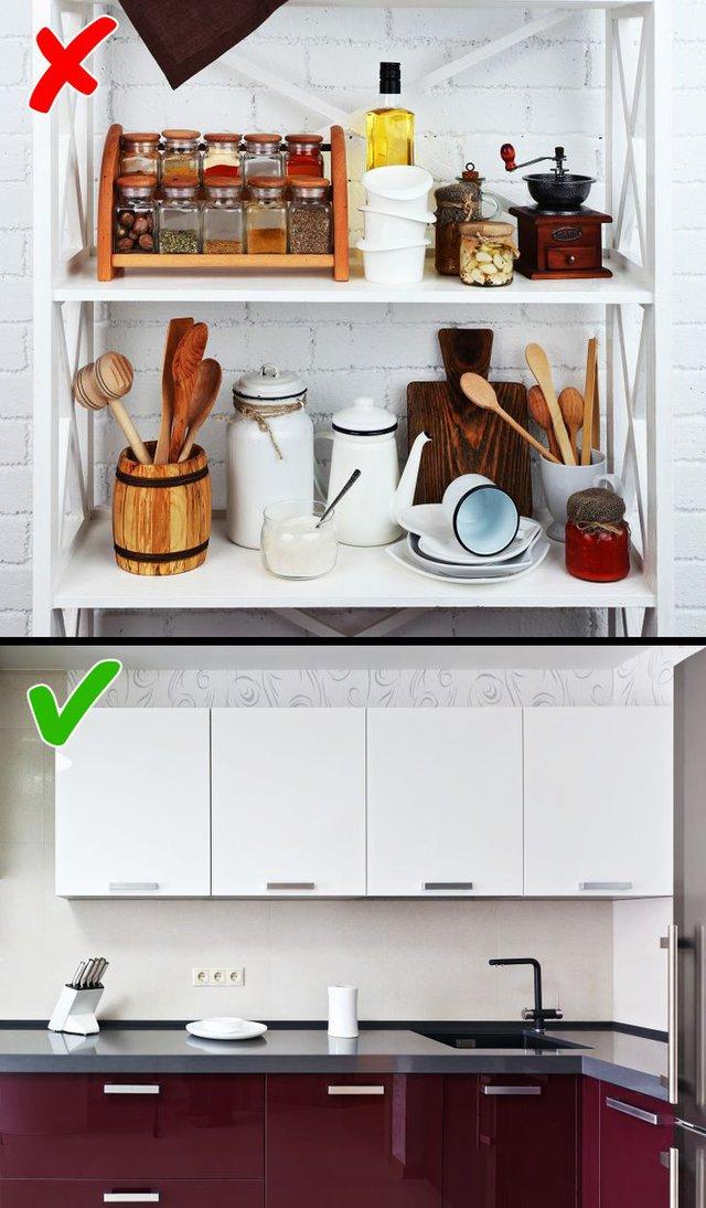 Những lỗi nhỏ cần tránh trong cách sử dụng đồ khiến không gian sống của bạn lộn xộn và thiếu ấm cúng - Ảnh 9.