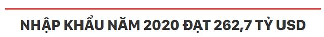 Nhập siêu tháng 12/2020 thấp hơn ước tính nâng mức thặng dư cả năm cao kỷ lục - Ảnh 4.
