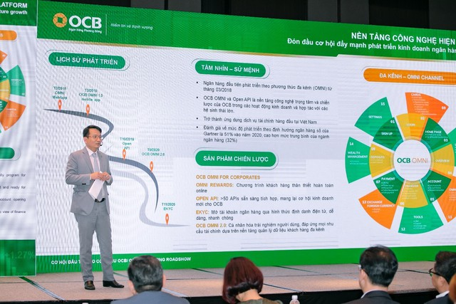 Chủ tịch OCB: Ngân hàng đặt mục tiêu Top 5 ngân hàng tư nhân tốt nhất Việt Nam - Ảnh 2.
