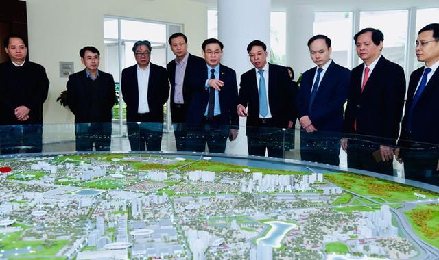 Hà Nội: Xong đồ án sơ bộ quy hoạch sông Hồng - Ảnh 1.