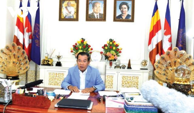Campuchia dự trữ 44,4 tấn vàng, trong đó 17 tấn gửi tại Vương quốc Anh - Ảnh 1.