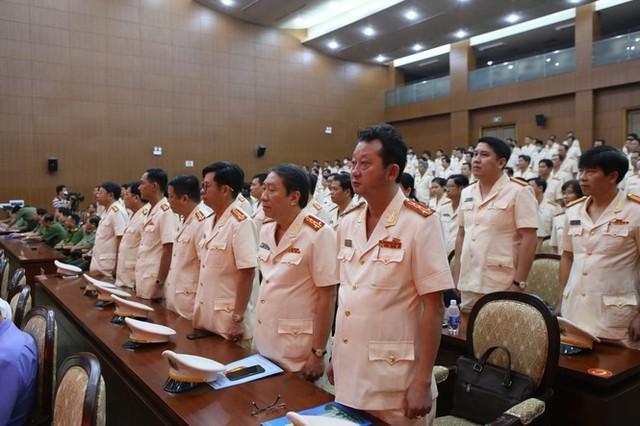 Đại tá Nguyễn Hoàng Thắng giữ chức Trưởng Công an TP.Thủ Đức - Ảnh 3.
