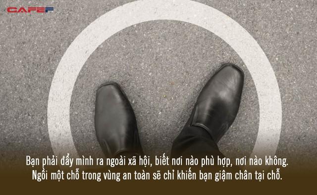 Thất bại sau buổi phỏng vấn thảm họa, tôi mới nhận ra sai lầm khiến mình đi xin việc mãi không thành: Dám sảy chân mới biết đau mà tránh - Ảnh 3.